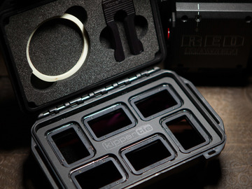 KipperTie Internal ND Filter Set for RED Raven