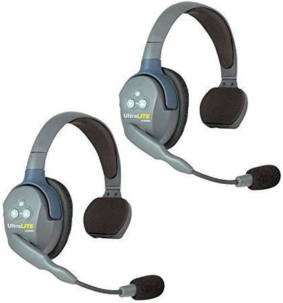 Eartech Ultralite  headsets (2 Set)