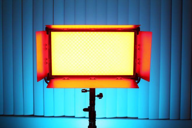 CAME-TV Boltzen Perseus 75 RGB LED Light w/ Wireless Control