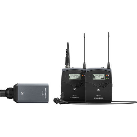 Sennheiser ew 112-p G3 Band A1 Wireless Lavalier Microphone