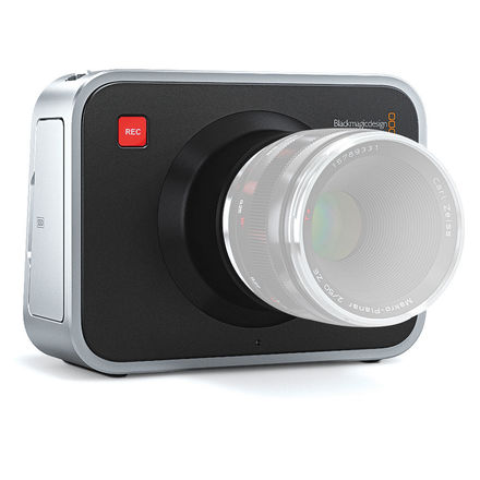 Blackmagic Cinema Camera (EF) Package (BMCC)