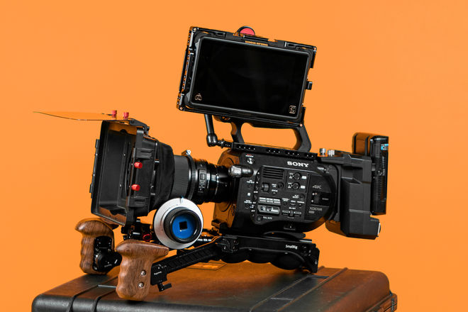 Sony FS7 Production Kit