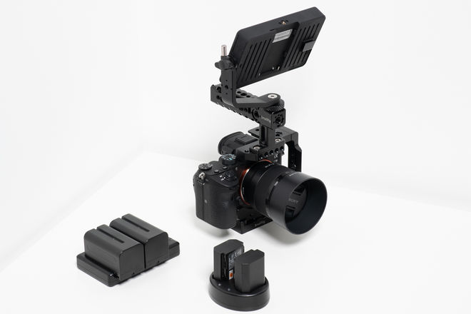 A7 III camera package