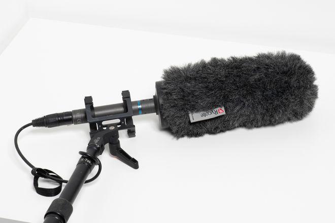 Audio Technica AT897 Shotgun Mic Package
