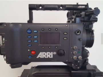 Rent: ARRI, LENSES, TRIPD,FLUID HEAD,7&17in, MATTEBOX, FF4