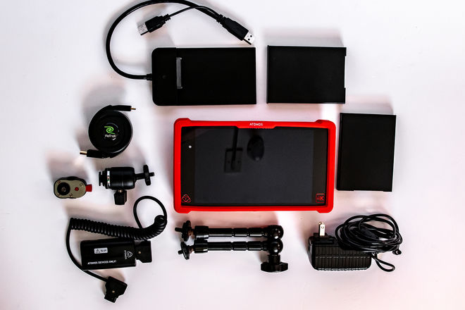 ATOMOS Ninja Assassin 4K HDMI Video Recorder