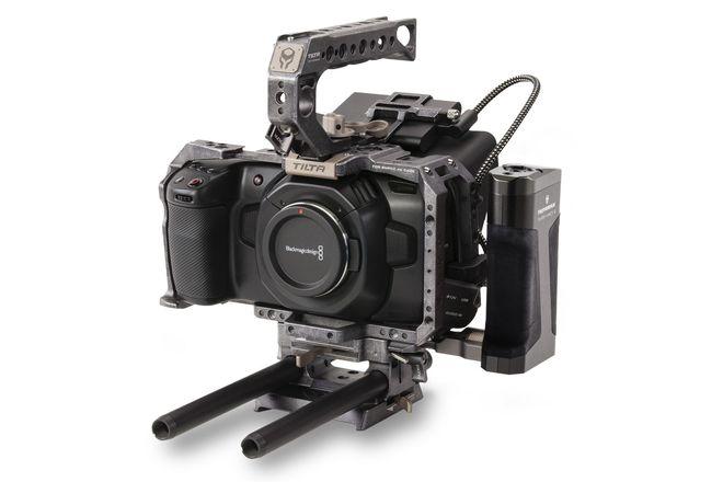 Blackmagic Pocket Cinema Camera 6K (Essentials Kit Only)