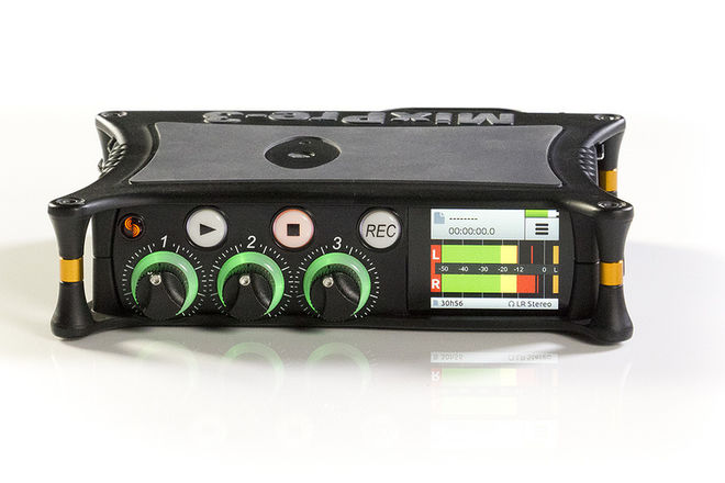 Sound Devices MixPre-3 Audio Recorder/Mixer (Mix Pre)