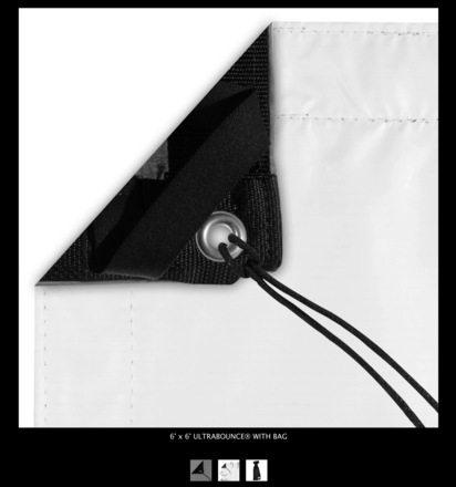 Modern Studio 6x6 Ultrabounce