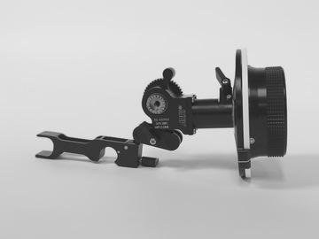 Rent: Arri MFF-2 Cine Follow Focus, Whip & Crank