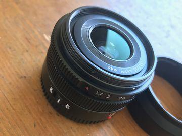 Rent: DJI MFT 15mm f/1.7 ASPH Prime Lens