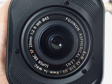 Rent: XF 23MM F2