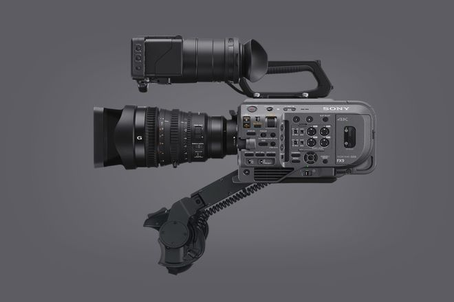 Sony FX9 XDCAM Full-Frame Camera E-Mount