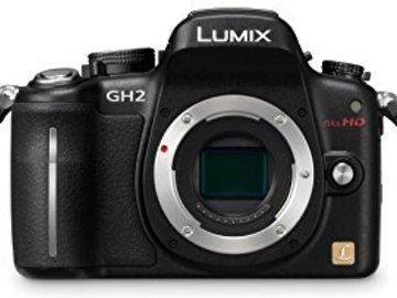 Rent: Lumix GH2