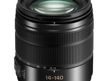Rent: 14-140 Lumix Lenses