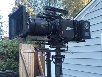 Rent: AlexaMini 4:3 &  3 Anamorphic Cooke lens 25, 50, 100/ WCU-4