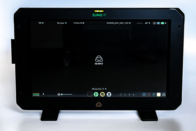 "Atomos Sumo 19"" HDR Monitor Recorder Kit V-Mount Ready"