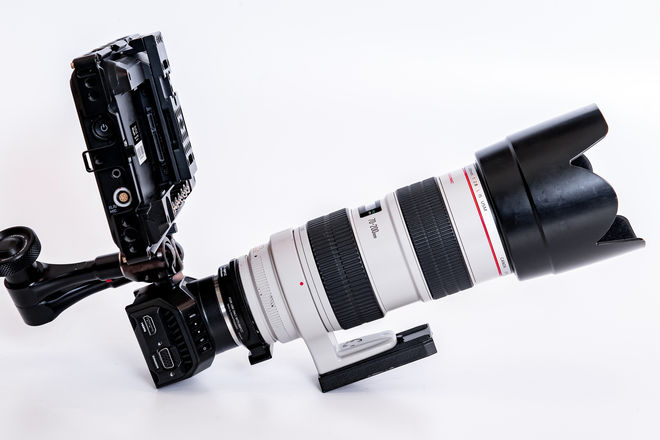 Blackmagic Micro Studio Multi Camera Bundle