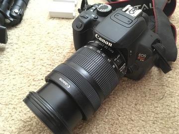Rent: Canon Rebel T4i Kit