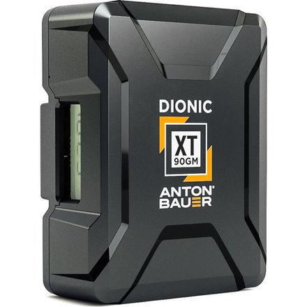 Dionic Gold Mount Batteries