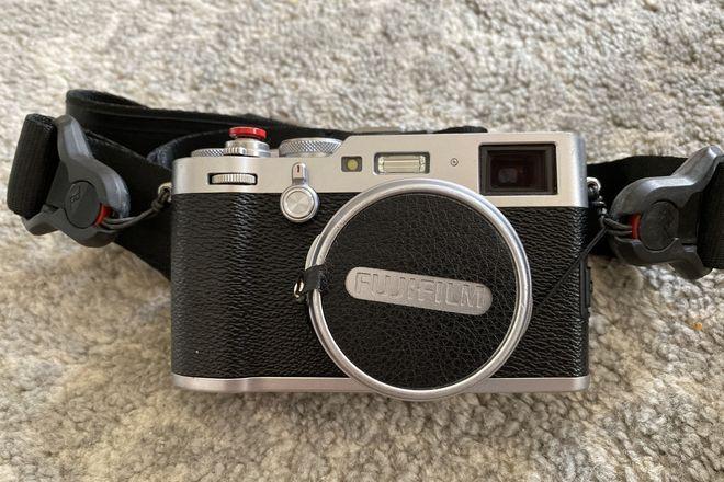 Fuji X100F Fixed-Lens Digital Camera