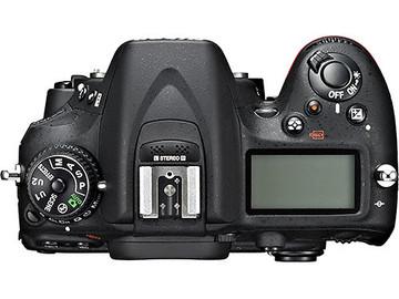 Rent: Nikon D7100