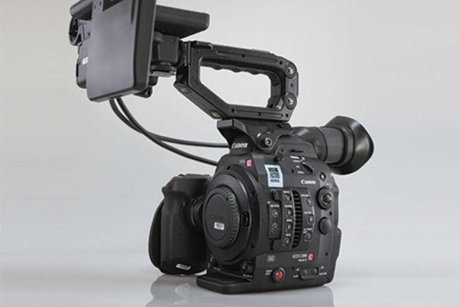 Canon C300 Mark II Basic Package