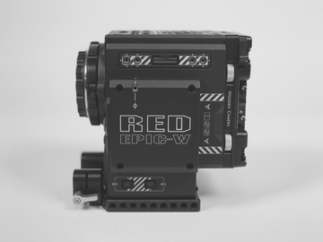 Rent: RED EPIC-W 8K HELIUM