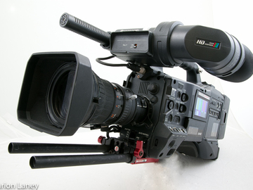 Rent: 2 TC matched cameras. ENG/EFP HPX300 HD p2