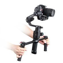 DJI Ronin-S essentials with SHAPE dual handle bar