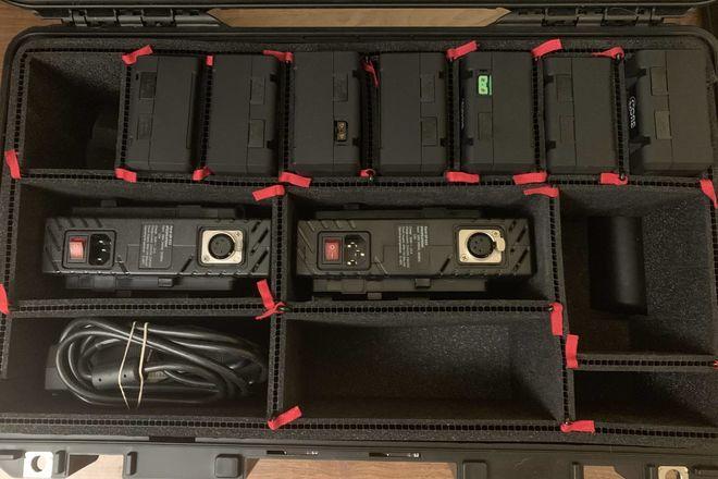 Core V mount battery Kit