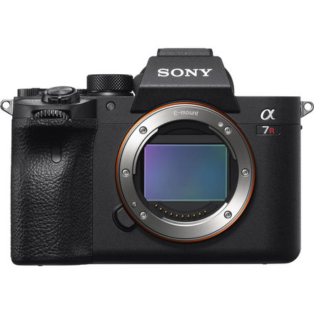 Sony Alpha a7R IV Mirrorless Digital Camera A7RIV