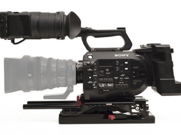 Rent: Sony FS7 4K Camera Package w/ Shoulder Mount
