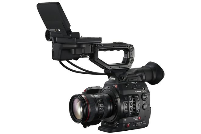 Canon C300 Mark II Run and Gun Package w/ Canon 24-105 F4 L