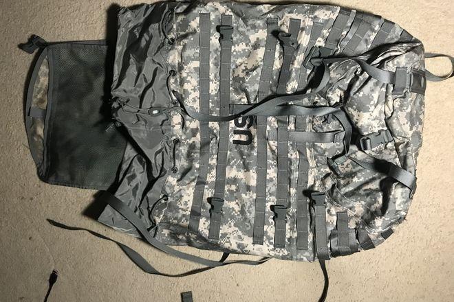 Army bag/ Rucksack