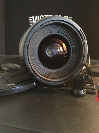 Set of 4 Rokinon lenses (EF mount)