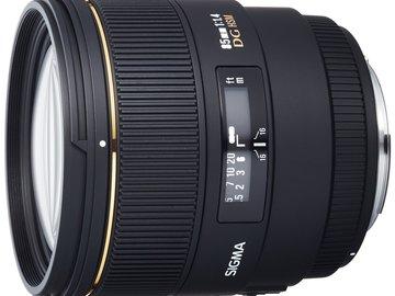Rent: Sigma 85mm f/1.4