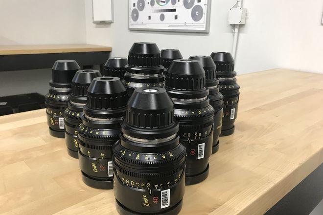 Cooke Mini S4/i Prime Lens Set (Pick 1)
