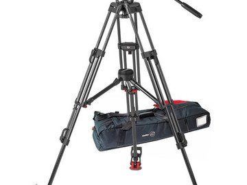 Rent: Sachtler FSB 10 w/ ENG 2 MCF Carbon Fiber Sticks