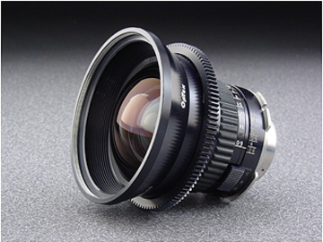 Rent: Canon Optics 14mm Prime Lens