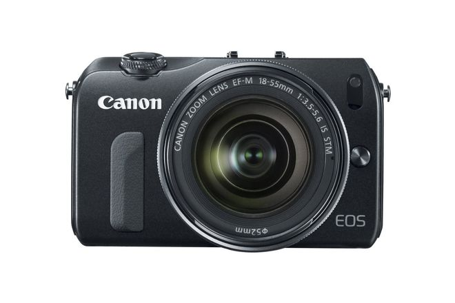 Canon EOS M Complete Package (Magic Lantern)