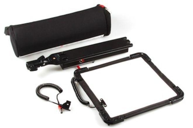 2x Bi-Color Flexible LED Panel Kit (V Mount)