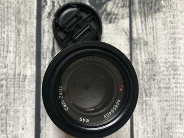 Sony Zeiss 55 1.8