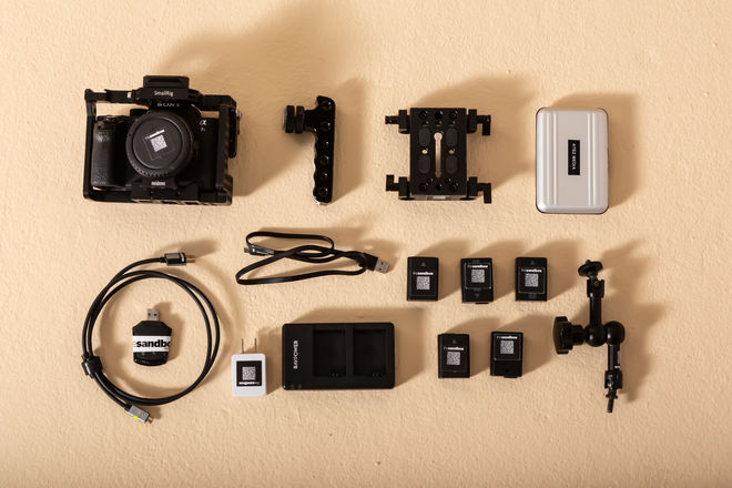 Sony Alpha a7S II Mirrorless Package + Metabones