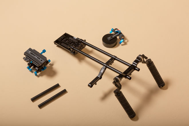 Small Rigs Small Rigs Shoulder Kit with weight balance