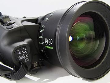 Rent: Fujinon Cabrio 19-90mm Lens V1