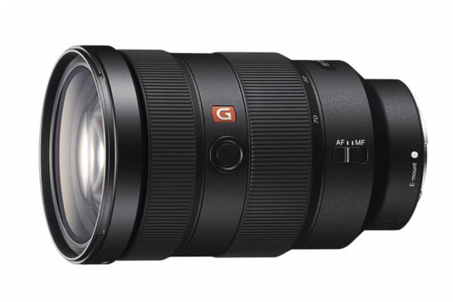 Sony FE 24-70mm f/2.8 GM G Master