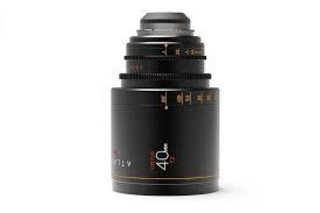 Atlas Lens Co. 40mm T2 Orion Series