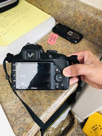 Nikon D3400 24.2MP DSLR Camera with 18-55mm VR