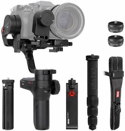 Zhiyun-Tech WEEBILL LAB Handheld Stabilizer and Accessories